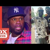 """50 Cent Teases Young Buck & Lil Nas X With """"Fresh Out The Barn"""" Collab Joke"""
