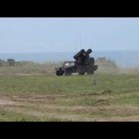 U.S. Army's Avengers took part in joint exercise with Osa and Kub air defense systems
