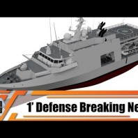 Belgium and Netherlands sign contract to purchase twelve mine hunters vessels and naval drones USV