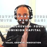 Ep. 14– CryptoCharacters with Jason Nagi