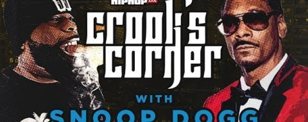 Crooked I & Snoop Dogg Talk Death Row Records, Uplifting Suge Knight & Tupac's Legacy Crook's Corner