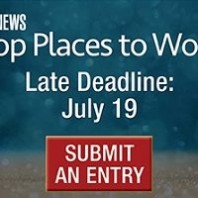 PRNEWS Top Places to Work: Late Deadline Through 7/19 at Midnight