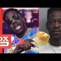 Young Dro Arrested For Throwing Banana Pudding At Girlfriend