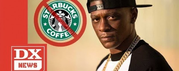 Boosie Badazz Says Starbucks Has Terrible Breakfast