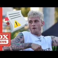 Machine Gun Kelly's Business Partner Reportedly Sues Him For Breach Of Contract
