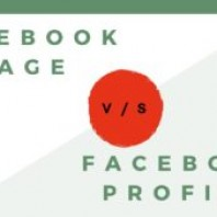 Facebook Page vs Facebook Profile for Marketing your Business