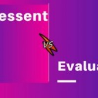 10 Key Differences between Assessment and Evaluation