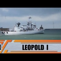 Leopold I Belgian Navy F930 Karel Doorman class frigate technical review armament Belgium