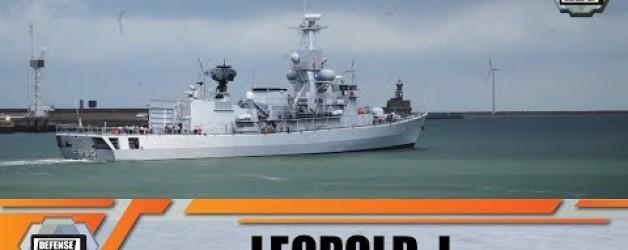 Leopold I Belgian Navy F930 Karel Doorman class frigate technical review armament Belgium