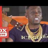 "Boosie Badazz Admits He Disciplines His Kids With ""A Good Ol' Fashioned Ghetto Whooping"""