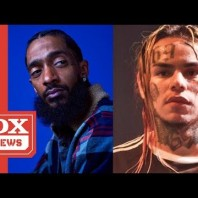 "Nipsey Hussle Disses Tekashi 6ix9ine On Rick Ross' ""Rich Ni**a Lifestyle"""