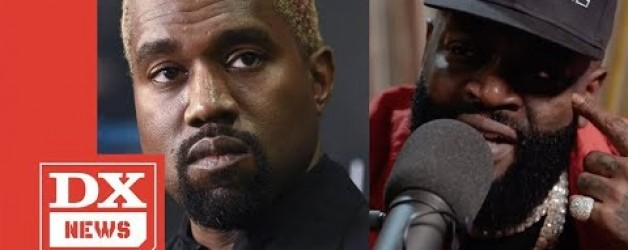 "Rick Ross Insists He Doesn't Diss Kanye West On ""Vegas Residency"""