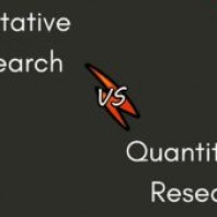 Key Differences between Qualitative Research and Quantitative Research