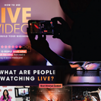 How Live Video Can Be Used For Your Business (INFOGRAPHIC)