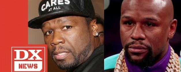 """Floyd Mayweather Outlines Why 50 Cent's Rap Career Has """"Ended"""""""