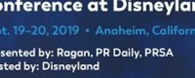 Brand Storytelling & Content Marketing Conference at Disneyland