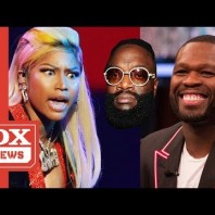 50 Cent Eggs On Nicki Minaj Versus Rick Ross