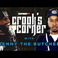 Crooked I And Benny The Butcher On Griselda Records, Meeting J.Cole & Jay-Z Advice I Crook's Corner