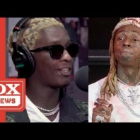Young Thug Thinks Lil Wayne Is A Spoiled Millionaire