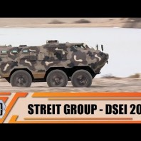 DSEI 2019 Teaser Streit Group presents its full range of armored vehicles in London UK