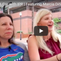 'In A Car with IPR!' Featuring Marcia Distaso, University of Florida