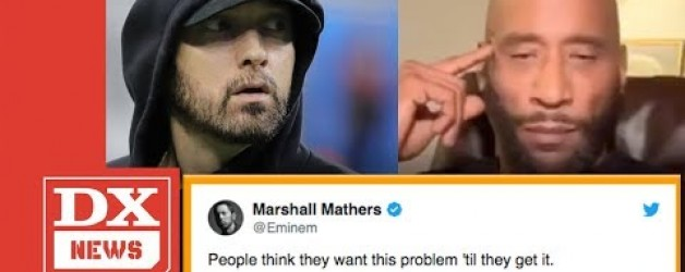 Does Eminem Have A Song Ready For Lord Jamar After He Responded To Royce Da 5'9?