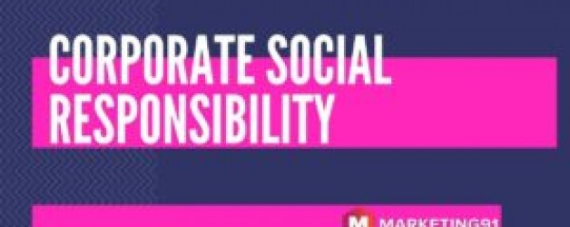 Corporate Social Responsibility: Meaning and Examples Included