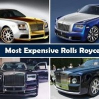 The 11 Top Most Expensive Rolls Royce in the World