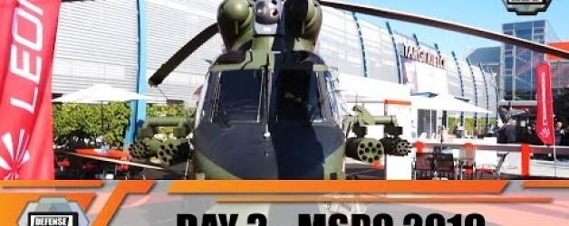 MSPO 2019 International Defense Industry Exhibition in Kielce Poland Day 3 Video show daily news