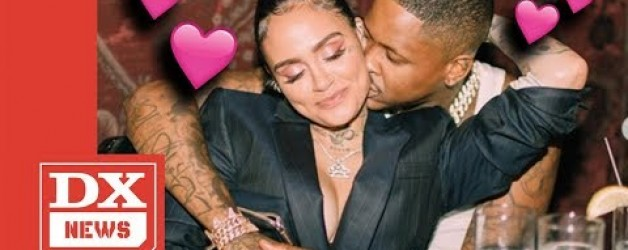 YG & Kehlani Go Public With Their Relationship