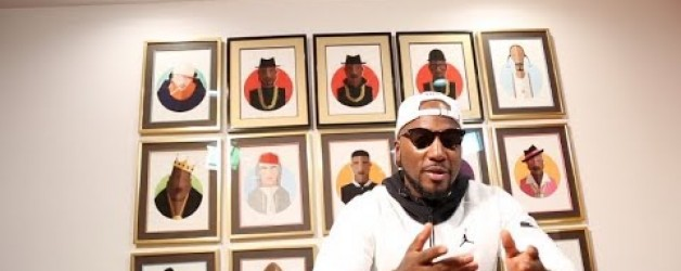 "Jeezy Says Kanye Wrote His ""Put On"" Verse In 10 Minutes & Rapped It To Him Over The Phone"
