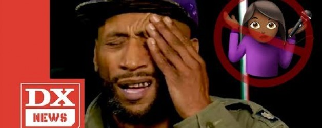 """Lord Jamar Claims Female Rappers Are Not """"Real Hip Hop"""" On Podcast Show With Rah Digga"""