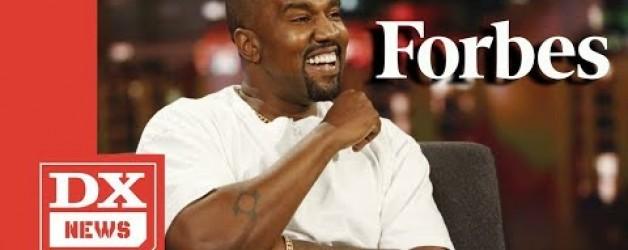 Kanye West Beats JAY Z, Drake & Eminem On Forbes' 2019 Highest Paid Hip Hop Acts