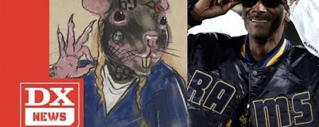 Snoop Dogg Slaps Tekashi 6ix9ine With The Golden S N I T C H  Acronym