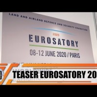 Eurosatory 2020 News teaser International Land Airland Defense & Security Exhibition Paris France