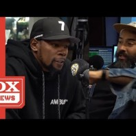 Kevin Durant Gets A Crash Course In Mainstream Vs Underground Radio After Requesting Freddie Gibbs