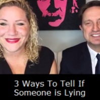 3 Ways To Tell If Someone is Lying