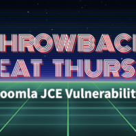 Throwback Threat Thursday: JCE Vulnerability