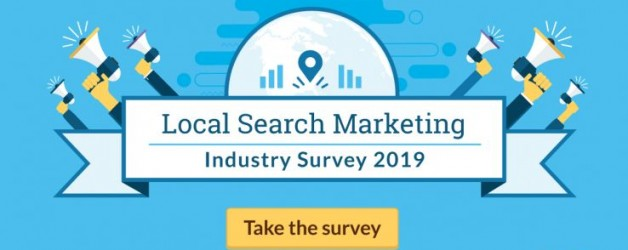 Take the 2019 Local Search Marketing Industry Survey