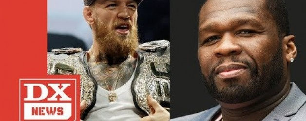 Conor McGregor Wants To Fight 50 Cent