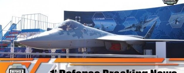 First Sukhoi Su-57 PAK FA fifth-generation fighter aircraft ready for delivery to Russian Air Force