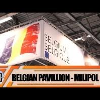 Belgian Security Defense Industry BSDI Milipol Paris 2019 Homeland Security Safety Exhibition France