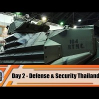Defense and Security Thailand 2019 Tri Service Asian Exhibition Bangkok Show Daily News Video Day 2