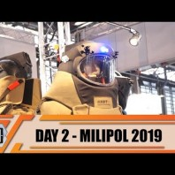 Milipol Paris 2019 TV Day 2 Homeland Security and Safety Exhibition France News Show Daily Video