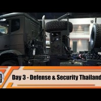 Defense and Security Thailand 2019 Tri-Service Asian Exhibition Bangkok Show Daily News Video Day 3
