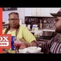 Big Boi & His Mom Exchange Southernplayalistic Advice Over Shrimp & Grits