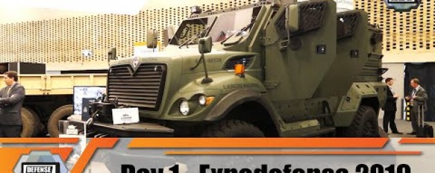 ExpoDefensa 2019 Day 1 International Defense and Security Exhibition in Bogota Colombia Show News