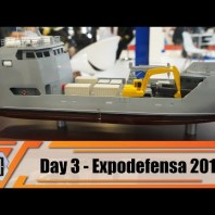 ExpoDefensa 2019 Day 3 International Defense and Security Exhibition in Bogota Colombia Show News