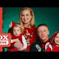 """Macklemore Comes For Mariah Carey's Christmas Crown With """"It's Christmas Time"""""""