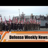 Defense security news TV weekly navy army air forces industry military equipment Decembefr 2019 V1